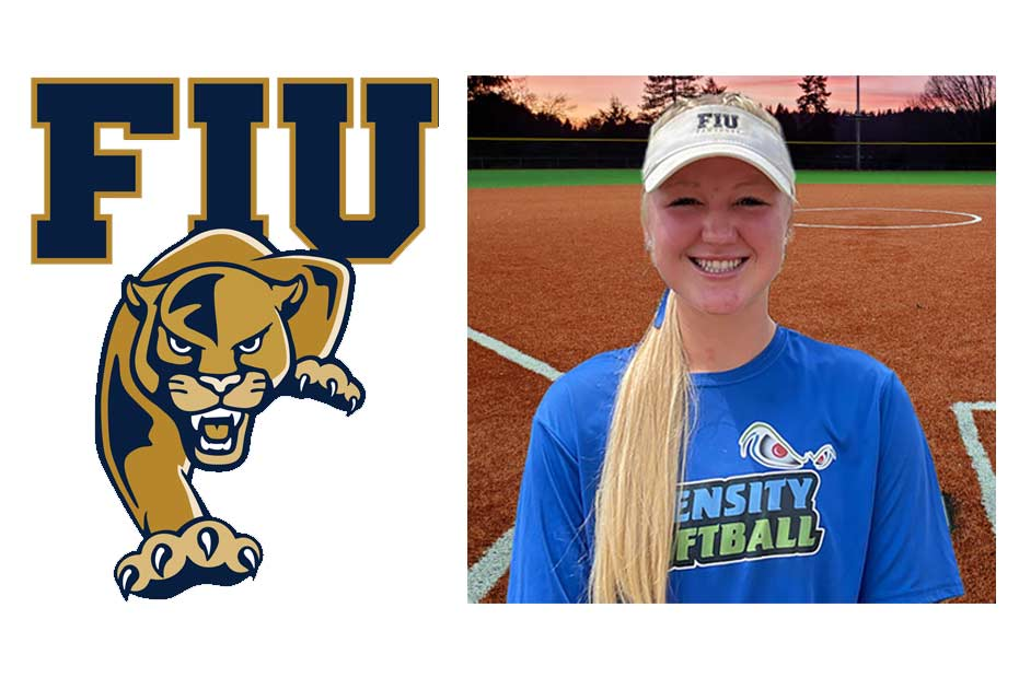 Congratulations to Lindsey Burroughs for committing to Florida International University
